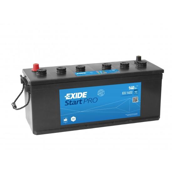 Exide StartPro 140Ah CCA 900A