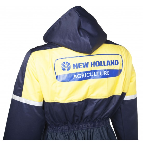 NEW HOLLAND TALVIHAALARI