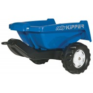 KIPPER II kippiperävaunu, sininen