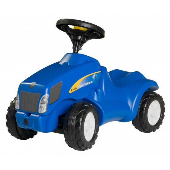 NEW HOLLAND T6010 potkutraktori