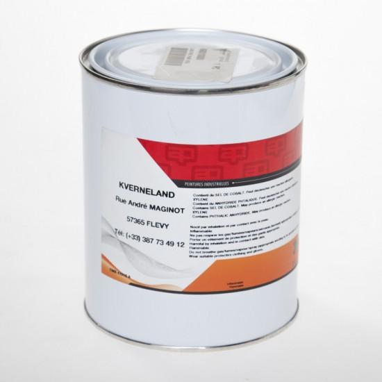 Kverneland maali punainen 1 litra, KK010888
