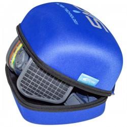 GVS Kuljetus- ja säilytyskotelo High Performance -maskeille, Sininen