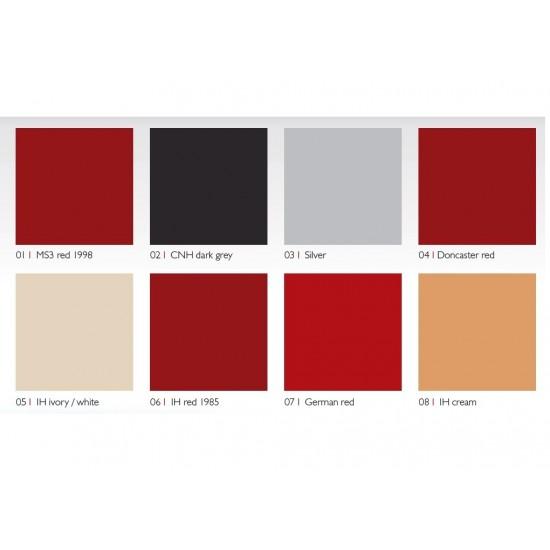 Maali, 1L Doncasterin punainen