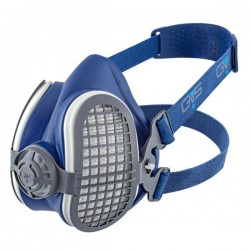 GVS Elipse Hengityssuojain P3 RD vaihdettavilla hiukkassuodattimilla, Sininen M-L