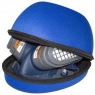 GVS Kuljetus- ja säilytyskotelo SPR 358/504/338/503/425/505 -maskeille, Sininen