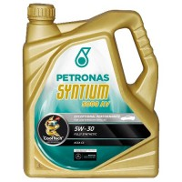 PETRONAS SYNTIUM 5000 AV 5W-30, 1 litra